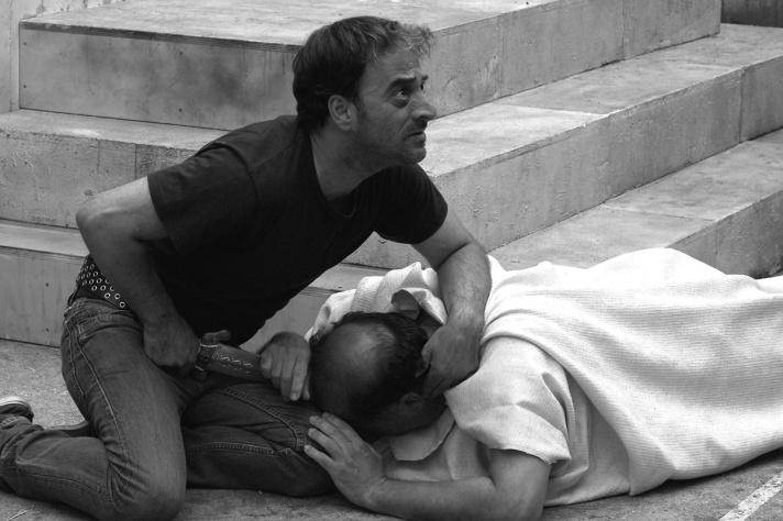 César doit mourir - Brutus, César © Bellissima Films