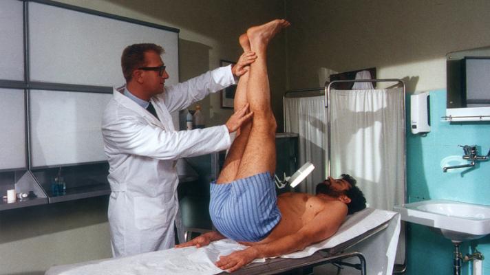 Journal intime - médecin © Sacher Film